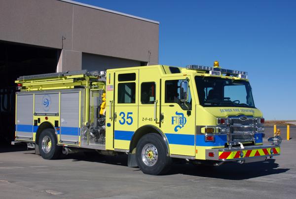 2016 Ford Super Duty >> Denver Station 35 - DIA ARFF Station 5 - 5280Fire