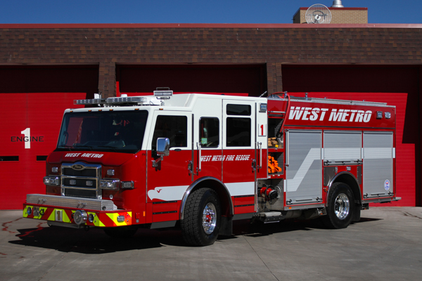 West Metro Station 1 - 5280Fire