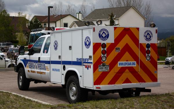 el paso county search rescue station fire