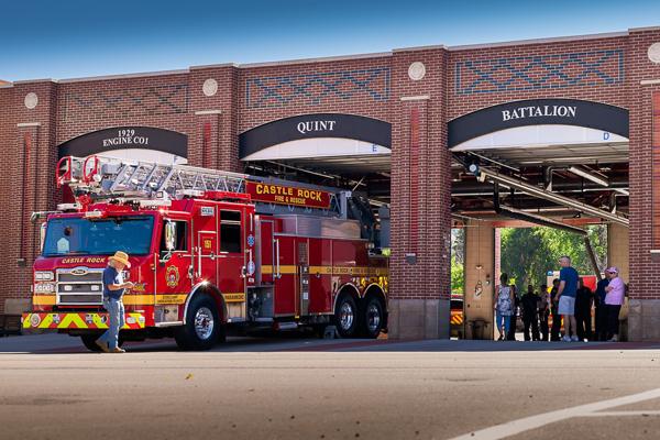 Castle Rock Station 151 5280fire