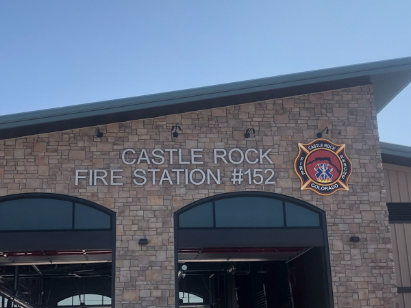 College Station Ford >> Castle Rock Station 152 - 5280Fire