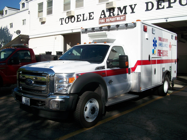 Colorado Springs Dodge >> Tooele Army Depot Station 1 - 5280Fire