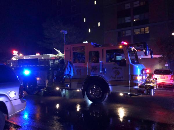 Denver High Rise Apartment Fire 5280fire