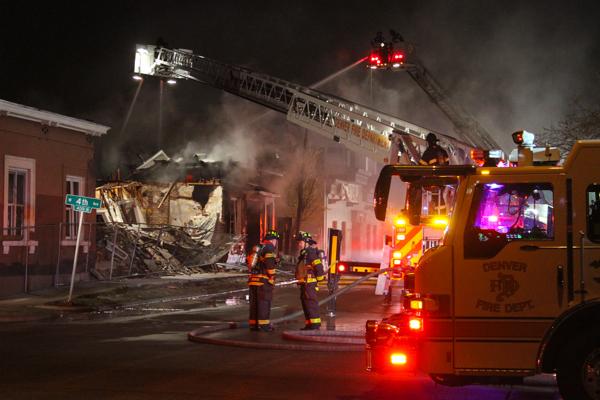 Denver Santa Fe Fire 5280fire