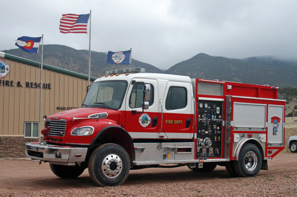 Seagrave Fire Apparatus >> Tallahassee Station 1 - 5280Fire