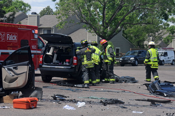 Aurora MVA with Extrication - 5280Fire